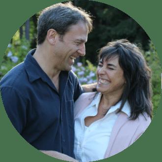 Alina Frank and Dr. Craig Wiener