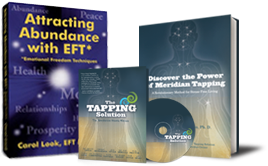 Ultimate Tapping Combo Pack - DVD and 2 Books on EFT / Tapping