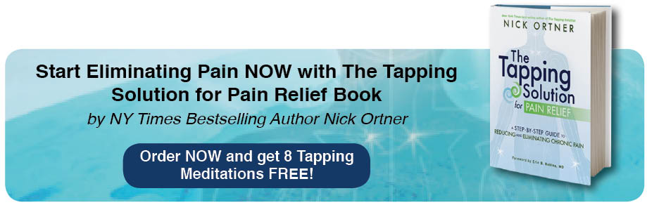 The Tapping Solution Pain Relief Book