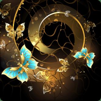 butterfly-swirls