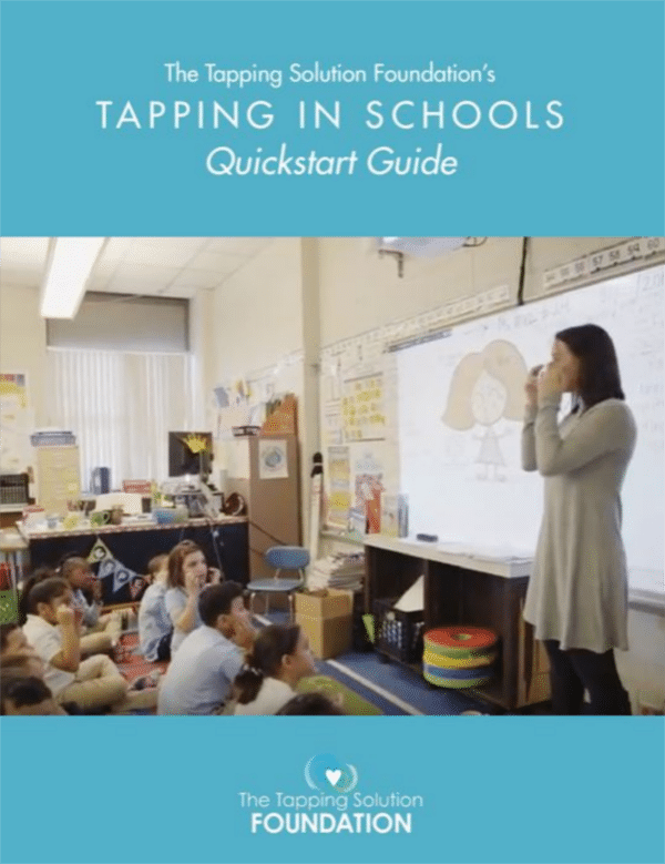 Tapping in Schools Quickstart Guide