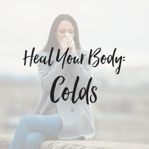 The Tapping Solution App – Heal Your Body: Colds (Upper Respiratory Illness)