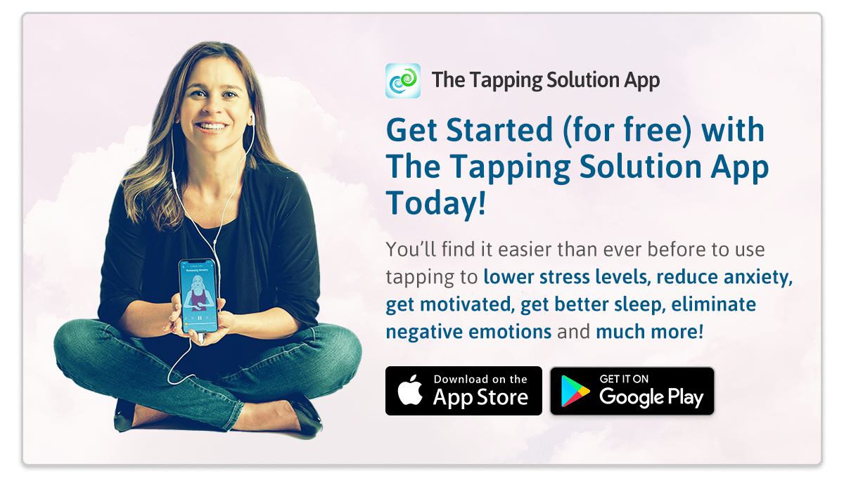 Download The Tapping Solution App today!