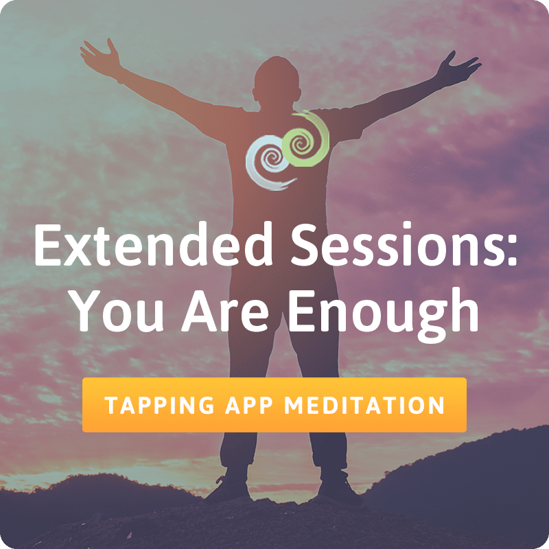You Are Enough – The Tapping Solution App