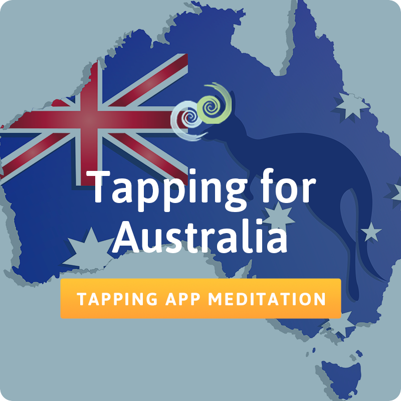 Healing and Hope After a Disaster Strikes: Tapping for Australia