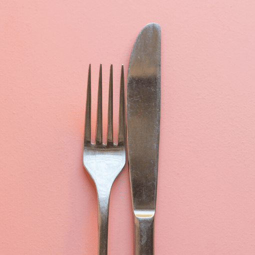 How a Fork Can Remind Us of Our Inner Strength When Times Get Tough