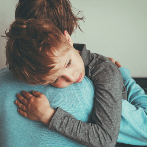 Tapping for Child Anxiety: A Personal Story