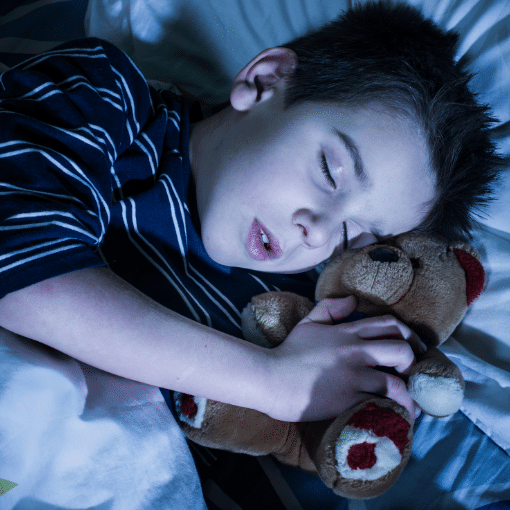 How Tapping Can Help Your Child AND You Get to Sleep – A Video Story
