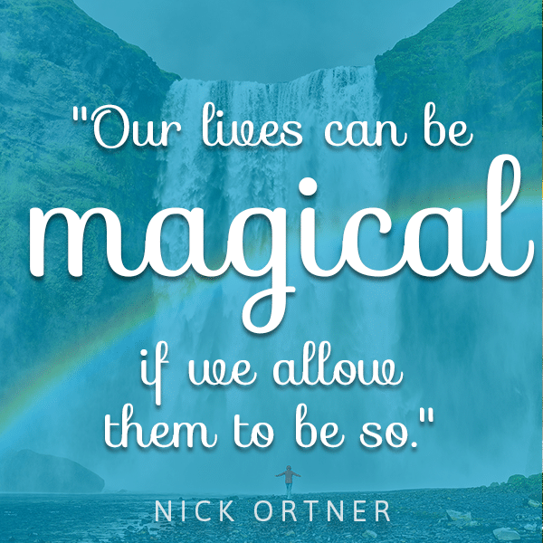 The light is within you. It's time to discover it! - Nick Ortner